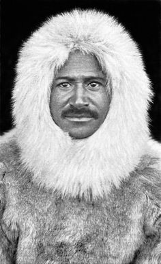 Matthew Henson Was An Valiant And Gifted African American Explorer Who Along With Robert