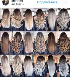Golden Blonde Balayage for Straight Hair - Honey Blonde Hair Inspiration - The Trending Hairstyle Hair Color Balayage, Hair Highlights, Bronde Hair, Blonde Hair Colors, Balayage Long Hair, Straight Hair With Highlights, Ombre Hair Color For Brunettes, Ashy Hair, Blonde Hair Shades