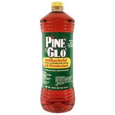 Dollar tree   Pine Glo Multipurpose Disinfectant Cleaner, 40 oz.
