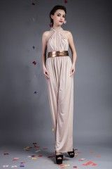 Salopeta Brodie Nude- www. Spring Collection, Nude, Casual, Pants, Dresses, Fashion, Trouser Pants, Vestidos, Moda