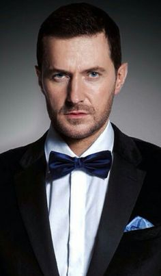 "Richard Armitage. @Photo: Mitchell Nguyen McCormack, 30-10-2014 for DAMAN magazine, Dec-Jan 2015, ""The Makings of a King"""