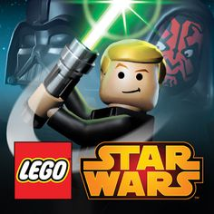 Cover art for Warner Brothers International Lego Star Wars game! It's available on GooglePlay store and it's HILARIOUS!! My son raves about it and so do I! Check it out at play.google.com !!