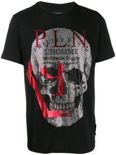 Philipp Plein T Shirt, Camisa Nike, Phillips Plein, Types Of T Shirts, Boys Summer Outfits, German Fashion, Shirt Designs, Tee Shirts, Men's T Shirts