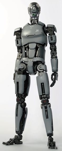TOY SOUL 2015 搶先預購!PEW PEW GUN 1/6 ROBOTTIC NUDE BODY   玩具人Toy People News