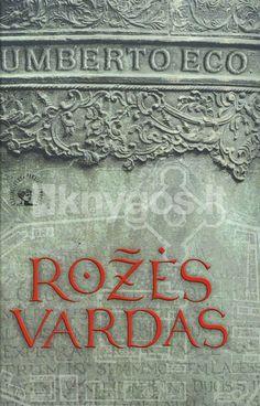 Umberto Eco - Rozes vardas