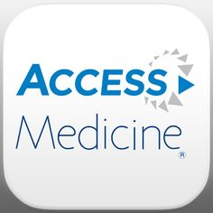 Access Medicine - A repository of medical knowledge from internal medicine, cardiology, genetics, pharmacy, diagnosis and management, basic sciences, patient care, and more. Available for iPhone/iPad/Android; log in with your myAccess account for remote access.