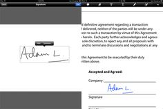 Adobe Mobile Reader 10.2 adds signature support