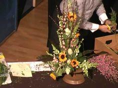 Heaven Scent (Royal Welsh Winning Florist At Swansea Grand Theatre, Jan 2011) 5 of 8 - YouTube