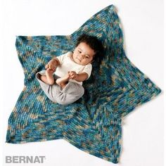 Starlight Crochet Blanket | Crochet | Baby | Yarnspirations