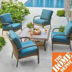 Up To 50% Off Patio Furniture U0026 Accessories | Home Depot