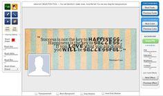 Come creare foto copertina di Facebook e Google+ con citazioni ed immagini di sfondo