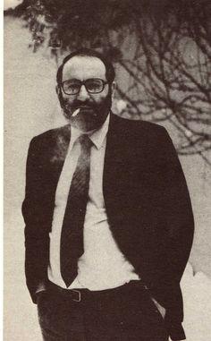 """""""When men stop believing in God, it isn't that they then believe in nothing: they believe in everything."""" Umberto Eco"""