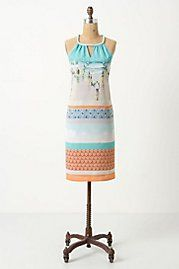 cute dress from anthropologie