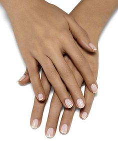 French manicure ongles courts