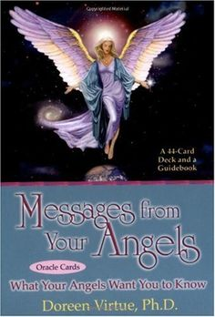 Bestseller Books Online Messages From Your Angels Cards (Large Card Decks) Doreen Virtue $10.85  - http://www.ebooknetworking.net/books_detail-1561709069.html