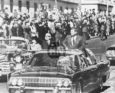 El presidente de Venezuela Rómulo Betancourt visita Estados Unidos. Foto: Estados Unidos, 20-02-1963 (ARCHIVO EL NACIONAL)