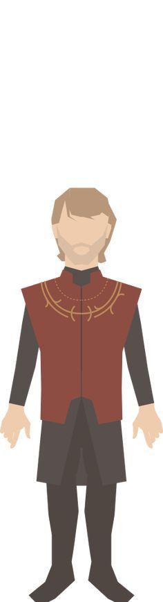 Tyrion ~ Game of Thrones / by Nigel Evan Dennis