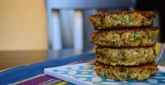 Recipe: Basil Quinoa Cakes