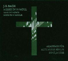 6. johann sebastian bach: messe in h-moll bwv 232 (ensemble für alte musik berlin/rené jacobs)
