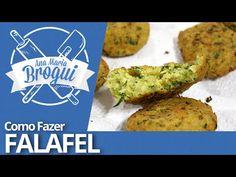 Receita de Falafel - Ana Maria Brogui