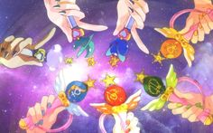 Awesome sailor moon background