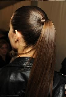graphic girl pony tail #mirabellabeauty #pony #tail