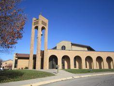 St. John Vianney Catholic Church in Omaha, Nebraska.