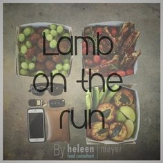 Cooking with Lamb- Easy Lamb Recipes to make on the run Easy Lamb Recipes, Real Food Recipes, Lamb Chops, Recipe Collection, Food To Make, Roast, Clean Eating, Lunch Box, Nutrition