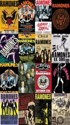 70s Punk, Gabba Gabba, Iggy Pop, Music Pics, Music People, Ramones, Cultura Pop, Punk Fashion, Zine