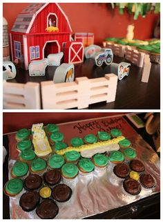 Farm Tractor Party Ideas