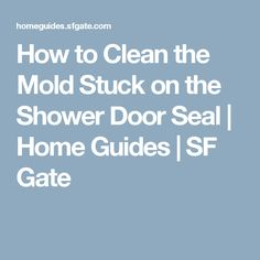 How to Clean the Mol...