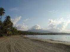 Luquillo Beach in Puerto Rico.