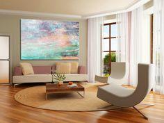 Wie Große Bilder Fürs Wohnzimmer Aufzuhängen