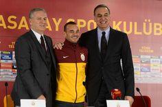 Wesley Sneijder Galatasaray :D :D :D
