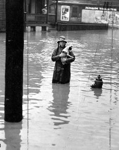 The Great Flood of 1936.