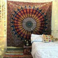 this wall tapestry is gorgeous! @multimate_collection
