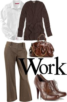 """Fall Work Wear"" by swakdesignsplussize on Polyvore"