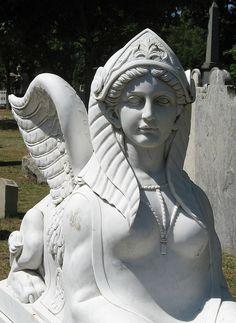 Cemetery Sphinx