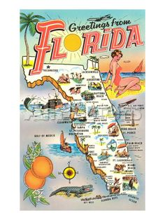 Map Of East Coast Florida.Thomas Beach Vacations Are Perfect For Family In 2019 Florida