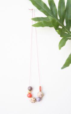 Nail Polish Necklace Idea — Paper & Stitch