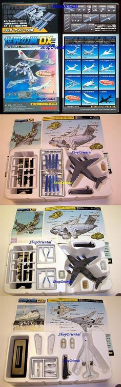 Other Military Aircraft Models 2587: Takara Wings Dx Military Plane Set 12 + Space Station Model 1:700 Dx_Set12 -> BUY IT NOW ONLY: $119.99 on eBay!