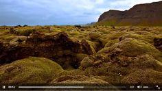 The most beautiful video player ever! Midnight Sun Iceland, Top Destinations, Global Art, Our World, Amazing Nature, Wilderness, Summer Time, Art Gallery, Places To Visit