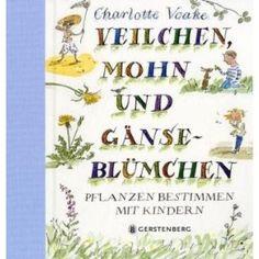 Veilchen, Mohn und Gänseblümchen. Pflanzen bestimmen mit Kindern.