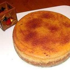 Check out this scrumptuous cooking,  learn how this Pumpkin Cheesecake is made