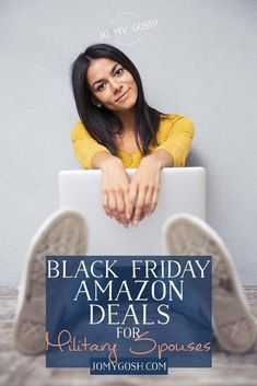 Black Friday 2016 Amazon Deals for Military Spouses