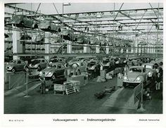 VW Factory..