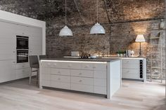 The Paper Mulberry: || NEPTUNE | New Kitchen Range