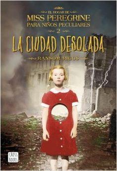 ¡Llega la esperada segunda parte de El Hogar de Miss Peregrine para niños peculiares! http://rabel.jcyl.es/cgi-bin/abnetopac?SUBC=BPBU&ACC=DOSEARCH&xsqf99=1854898