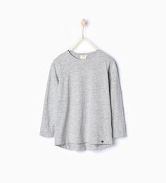 ZARA - KIDS - Organic cotton T-shirt