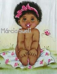 Bebês e seu charme
